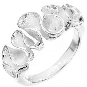 Arabesque - Anello in argento naturale 59€