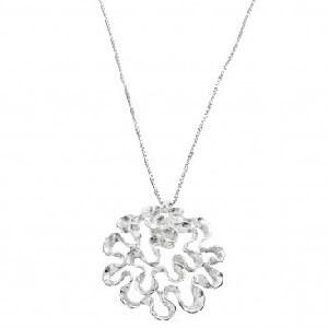 Arabesque - Collana in argento naturale 152€