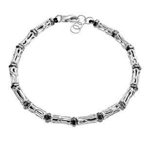 Soulman-bracciale-in-argento-naturale-e-pietre